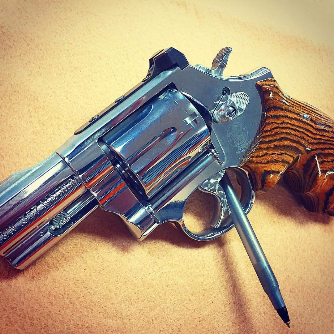 Revolver Modifications
